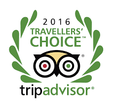 TripAdvisor Travellers Choice 2016